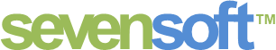 Logo representation of Sevensoft.com.